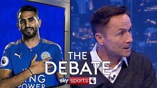 "Mahrez behaviour is ""unprofessional"" | Dennis Wise, Ian Wright & Liam Rosenior | The Debate"