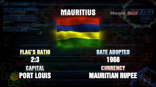 Central and Southern Africa - Flags Of The World -Pre School-Animation Videos For Kids-Tamil