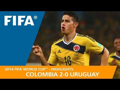 Xxx Mp4 COLOMBIA V URUGUAY 2 0 2014 FIFA World Cup™ 3gp Sex