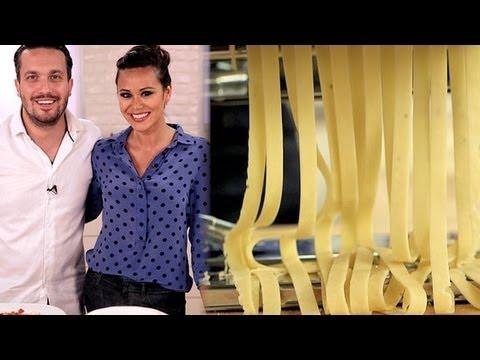 Make Fresh Homemade Pasta With Chef Fabio Viviani Food How To