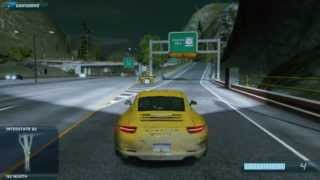PS Vita - Need For Speed Most Wanted Gameplay