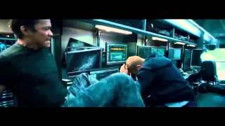 Fast and Furious 7 Fight Scene (Paul Walker vs Tony Jaa. Part 1)
