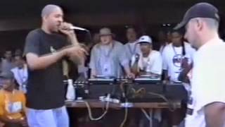 Eminem vs Juice rare rap battle freestyle '97
