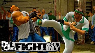 Def Jam: Fight For NY - Walkthrough - Part 3