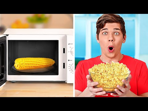 BRILLIANT FOOD HACKS AND FUNNY TRICKS DIY Useful Life Hacks And Ideas For Sneak By 123 GO BOYS