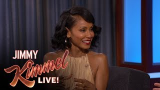 "Jada Pinkett Smith Explains ""Grapefruiting"""