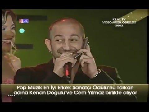 TARKAN Kral Tv Video Müzik Ödülleri 2003