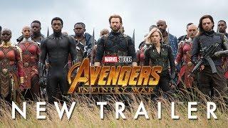 Avengers: Infinity War - Teaser Trailer - Official UK Marvel | HD