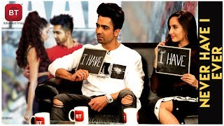 Naah Music Video Actors Harrdy Sandhu & Nora Fatehi Most Entertaining Never Have I Ever