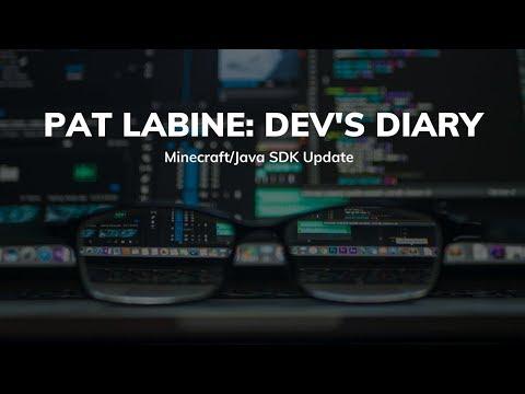 Xxx Mp4 Pat LaBine Dev S Diary Minecraft Java SDK Update 3gp Sex