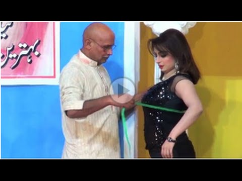 Xxx Mp4 Hot Nida Chaudhry With Saleem Albela Sxy Mod Pakistani Punjabi Stage Drama Full Comedy HD 3gp Sex