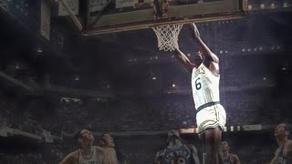 Bill Russell: Top 10 (Available) Career Dunks