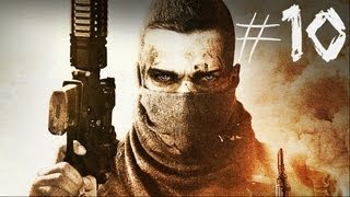 Spec Ops The Line - Gameplay Walkthrough - Part 10 - Mission 8 - THE GATE