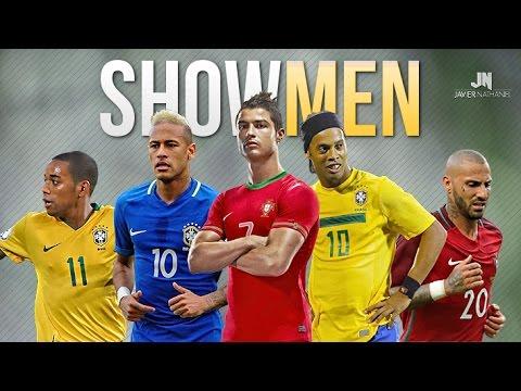 Xxx Mp4 Football S Most Skillful Showmen ● Ronaldo • Neymar • Ronaldinho • Robinho • Quaresma 3gp Sex