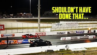 FIRST TIME DIG RACING & WELL... - Track Day #4