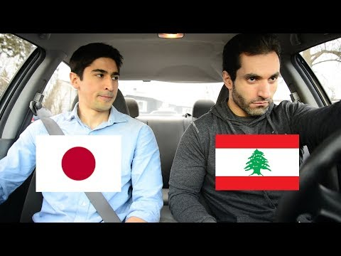 Xxx Mp4 How Lebanese People Drive Vs How Japanese People Drive FRAJALICAN Ep 7 3gp Sex