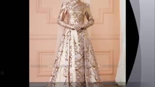 Mevra 2017 Tesettür Abiye Mezuniyet Elbiseleri