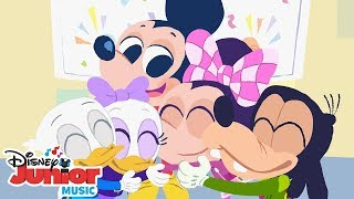 Happy Birthday 🎂  🎉 | 🎼  Disney Junior Music Nursery Rhymes | Disney Junior