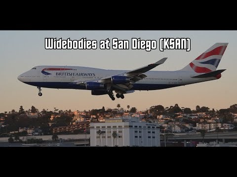 Xxx Mp4 HD Widebody Planespotting At San Diego International Airport KSAN Compilation 3gp Sex