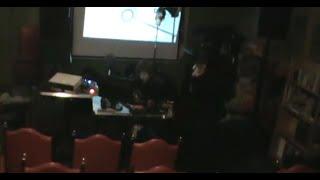 Contraktor x Ragk collaborative set live at the Donut Whole