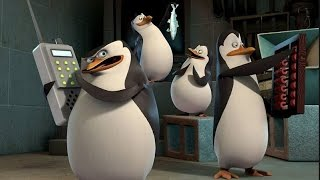The Penguins of madagascar /Good Night and Good Chuck
