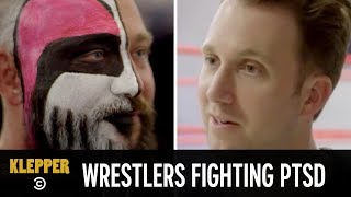 Meet the Vets Who Use Pro Wrestling to Combat PTSD - Klepper