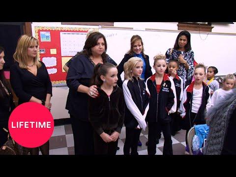 Dance Moms Abby Wants Her Bee Costume Back Season 2 Flashback Lifetime