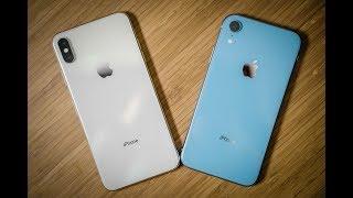 iPhone XR vs iPhone XS Camera Test