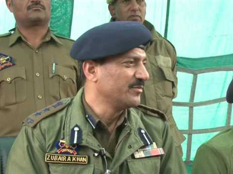 Anantnag Police Ceases Truck Carrying Drugs