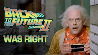 10 Things Back to the Future 2 Got Right