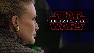 Star Wars: The Last Jedi | Carrie Fisher & Rian Johnson