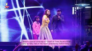 Shaan & Parineeti Chopra singing live