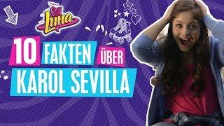 10 FACTS über Karol Sevilla | Soy Luna im Disney Channel