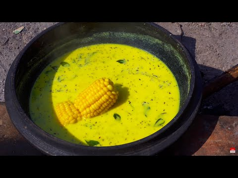 Xxx Mp4 American Trying Indian Village Food For The First Time 3gp Sex