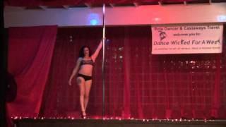 Danielle @ Dance Wicked for a Week Nov. 2013