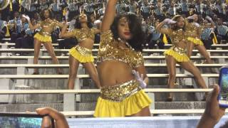 Southern University Dancing Dolls