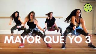 Mayor Que Yo 3, by Luny Tunes, Daddy Yankee, Wisin, Don Omar & Yandel - Carolina B