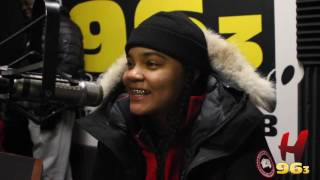 EXCLUSIVE: Young M.A. Talks New Music, Remy Ma, Nicki Minaj & More