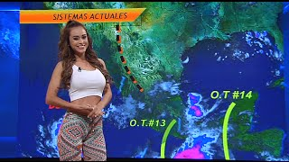 Gente Regia - El Clima con Yanet García 13 de Julio 2016