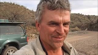 Exploring Arizona: Abandoned Places, Graveyards and Dust Devils