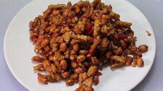 Resep membuat sambal goreng tempe kacang
