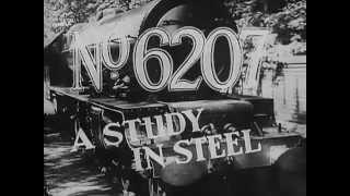 Building Steam Locomotives   1930s Trains & Railways Educational Film   S88TV1 HD