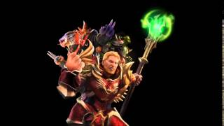 Order & Chaos II - Redemption - Theme soundtrack
