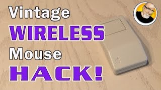 Vintage Wireless Mouse Hack!