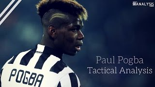 Paul Pogba // Final 3rd Attacks // Tactical Analysis