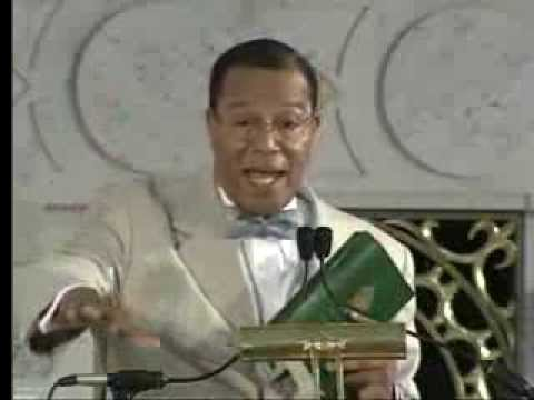 Hon.Min.Farrakhan The HEREAFTER Part 1