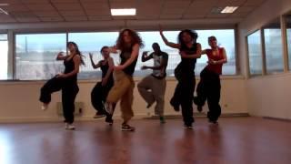 Agnès Coppey ft. Fatou Tera - Ragga Jam® Salsa - Africando