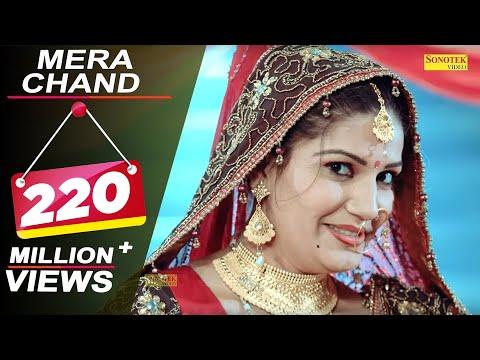 Sapna Chaudhary Mera Chand Latest Haryanvi Romantic Song New Haryanvi Song 2018 Sonotek