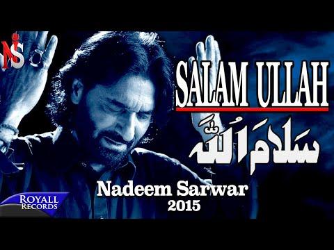 Nadeem Sarwar Salam Ullah Farsi 2014