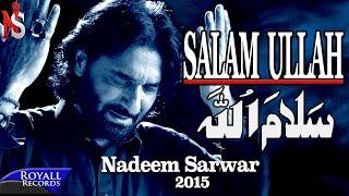 Nadeem Sarwar   Salam Ullah (Farsi)   2014